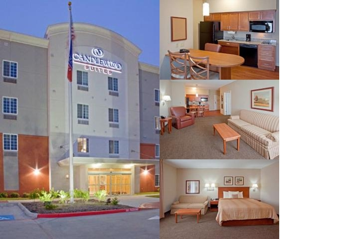 Candlewood Suites Houston I 10 East photo collage