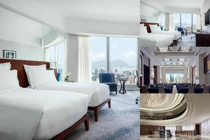 Cordis Hong Kong at Langham Place photo collage