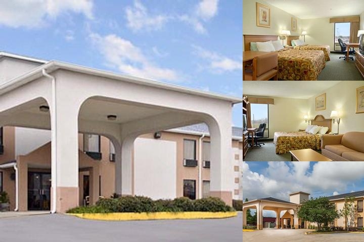 Days Inn & Suites New Iberia photo collage