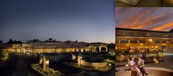 The Meritage Resort & Spa photo collage