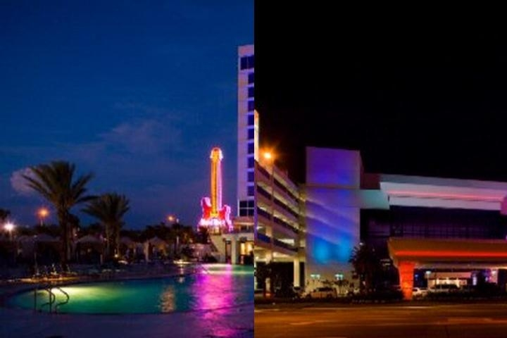 Hard Rock Hotel & Casino Biloxi photo collage