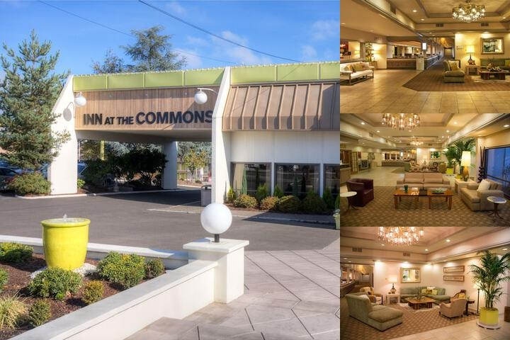 Inn at the Common Hotel photo collage