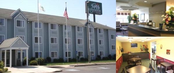 Guesthouse Inn & Suites Sutherlin photo collage