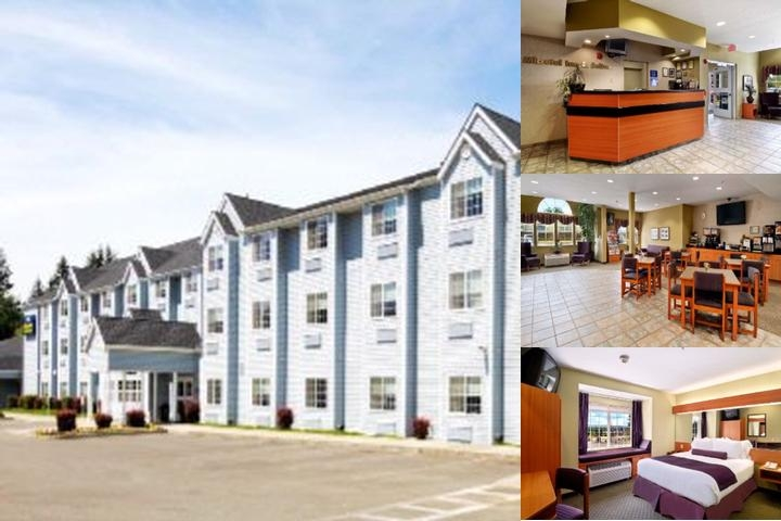 Guesthouse Inn & Suites Elma photo collage