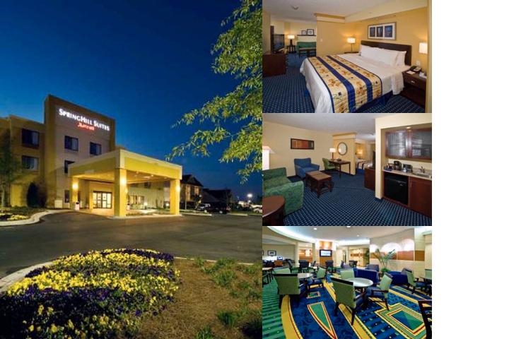Springhill Suites by Marriott Columbus photo collage