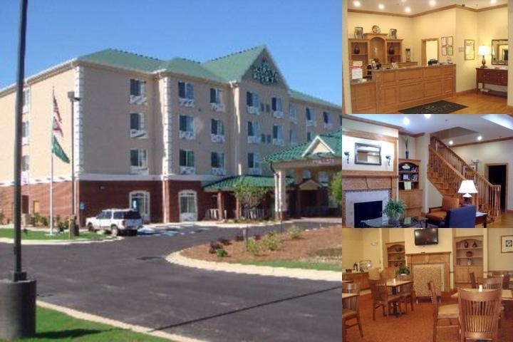 Country Inn & Suites by Carlson Homewood Al photo collage