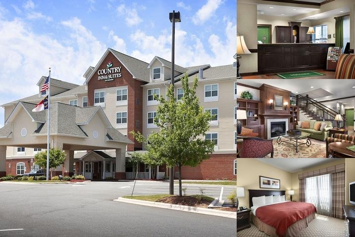 Country Inn & Suites Concord (Kannapolis) photo collage