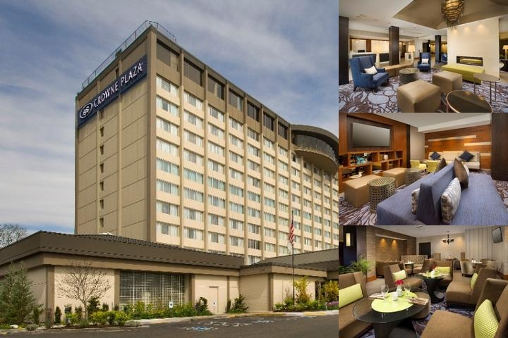 Crowne Plaza Seattle Airport photo collage
