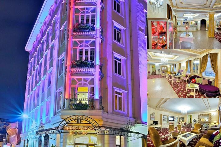 Hotel Ipek Palas photo collage