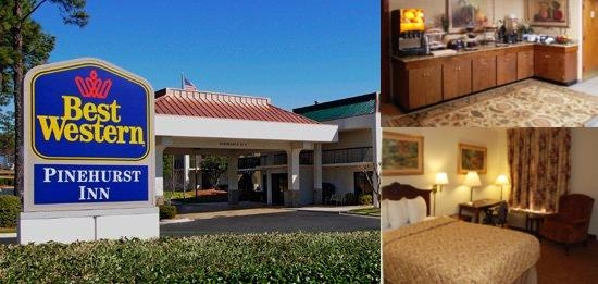 Best Western Pinehurst Inn photo collage