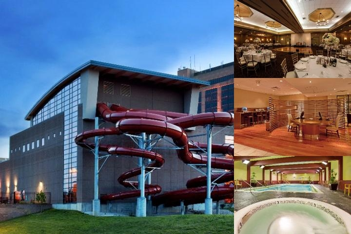 Holiday Inn Kansas City Se Coco Key Water Resort photo collage