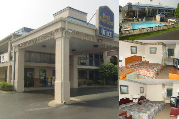 Best Western Chaffin Inn photo collage