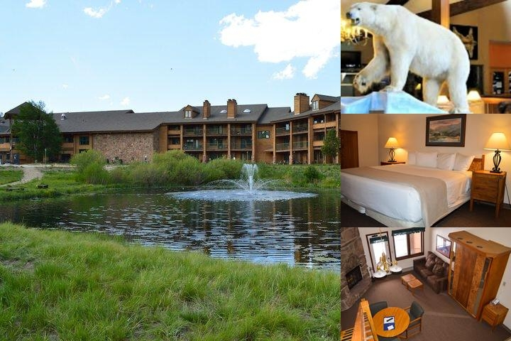 Inn at Silvercreek photo collage