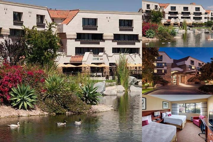 Courtyard by Marriott San Diego Rancho Bernardo photo collage