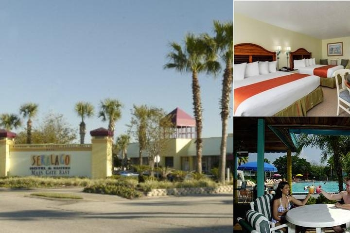 Seralago Hotel & Suites Main Gate East photo collage