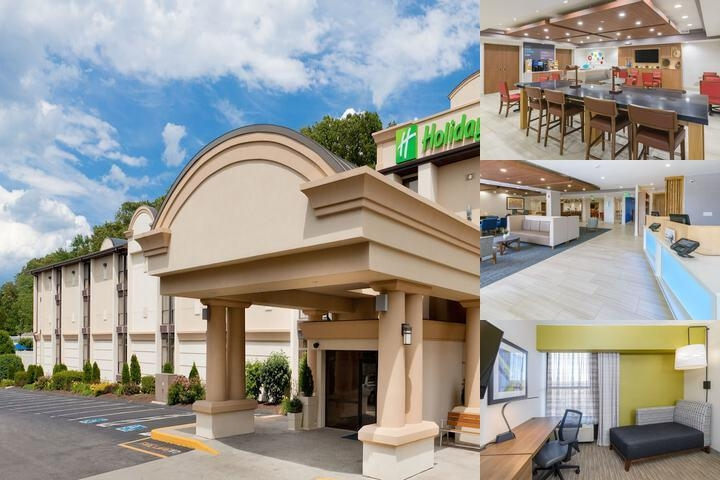 Holiday Inn Express Southington photo collage