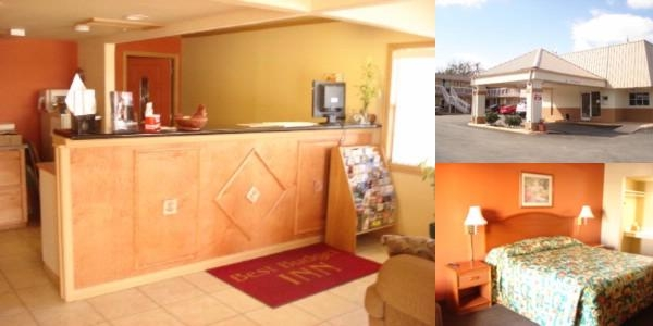 Best Budget Inn Abilene photo collage