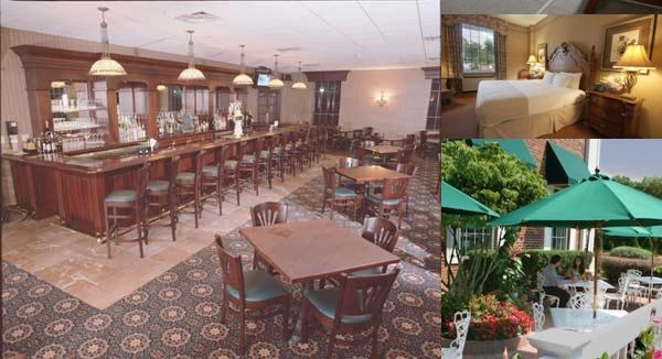 The Inn & Spa at East Wind photo collage