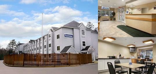 Days Inn Sturbridge photo collage