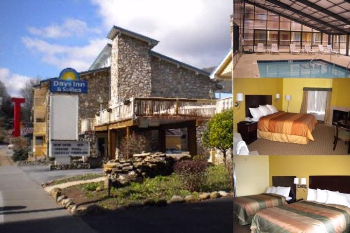 Days Inn & Suites Downtown Gatlinburg photo collage