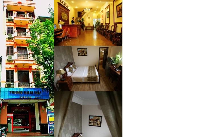 Trung Nam Hai Hotel photo collage