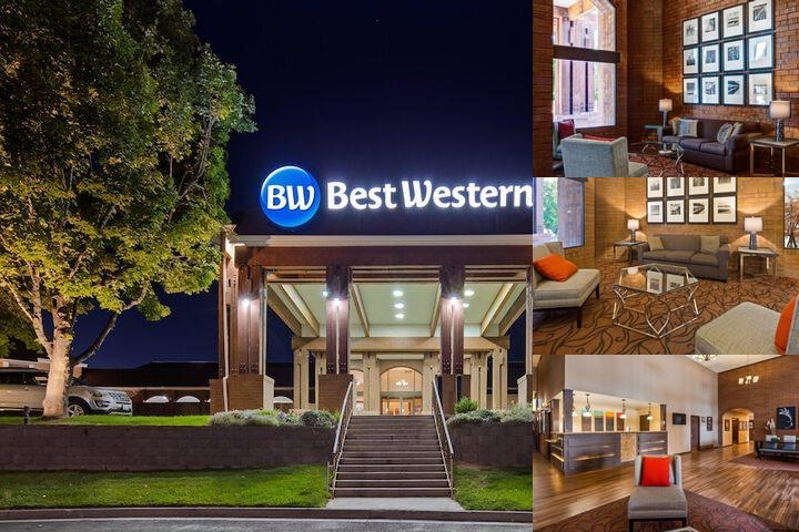 Best Western Pocatello Inn photo collage