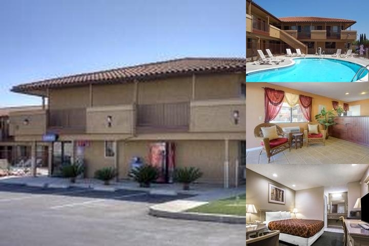 Rodeway Inn Santee photo collage
