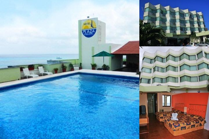Hotel Plaza Cozumel photo collage