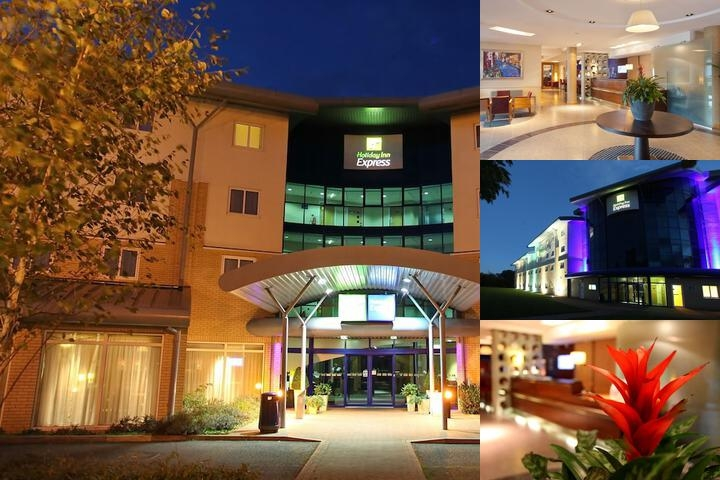 Holiday Inn Express Southampton M27 Jct7 photo collage