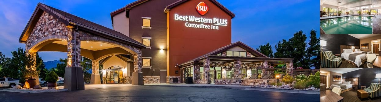 Best western plus cottontree inn sandy ut 10695 auto mall 84070 Indoor swimming pools in sandy utah