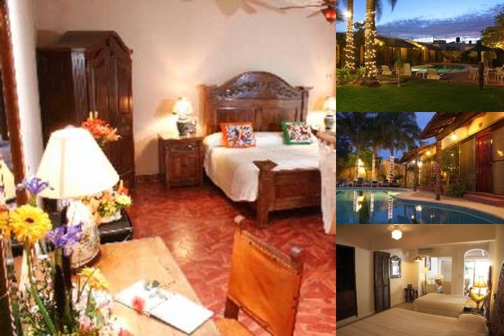 Quinta Don Jose Boutique Hotel photo collage