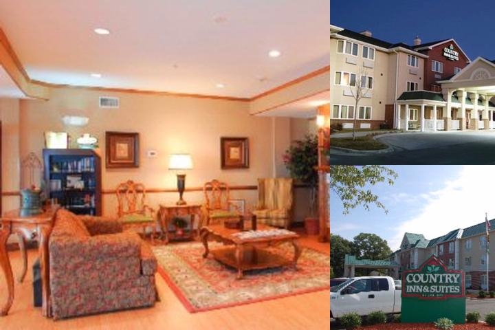 Country Inn & Suites Andrews Afb photo collage