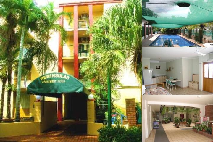 Peninsular Apartments photo collage