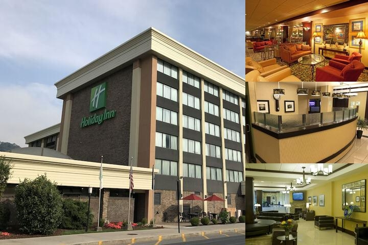 Holiday Inn Johnstown Downtown photo collage