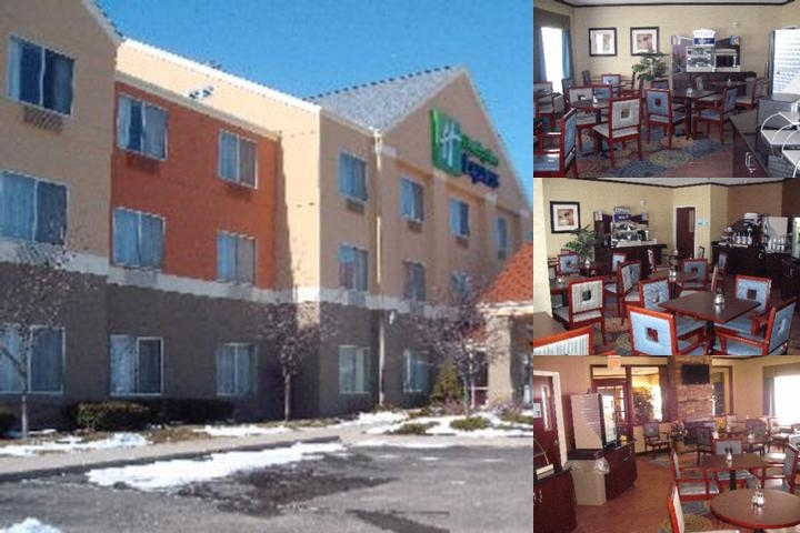 Holiday Inn Express Lapeer photo collage