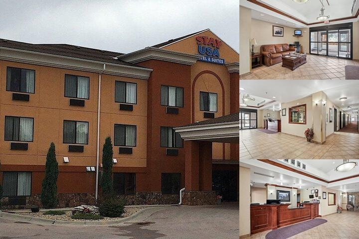 Usa Stay Hotel & Suites photo collage