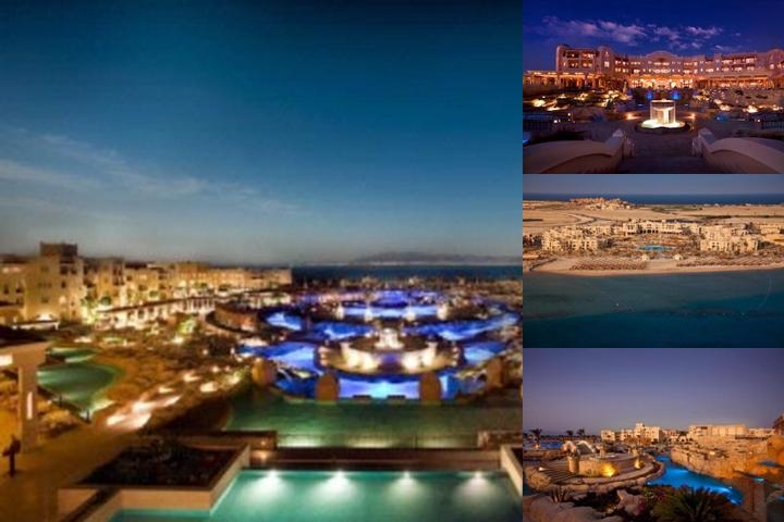 Kempinski Hotel Soma Bay photo collage