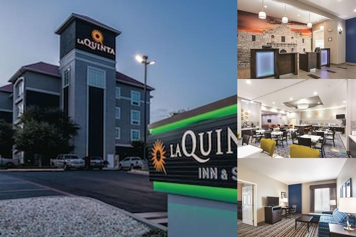 La Quinta Inn & Suites La Cantera photo collage