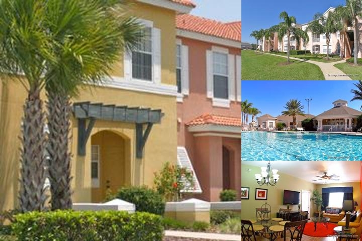 Pine Valley Villas & Townhomes Resort photo collage