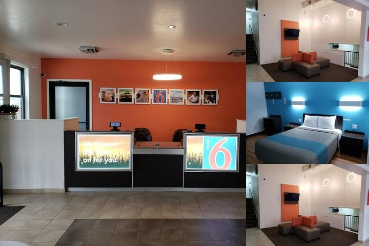 Motel 6 Sedalia photo collage