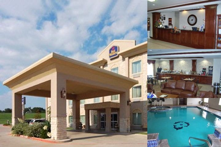 Best Western Granbury Inn & Suites photo collage