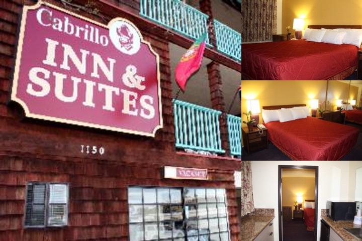 Cabrillo Inn & Suites Airport photo collage