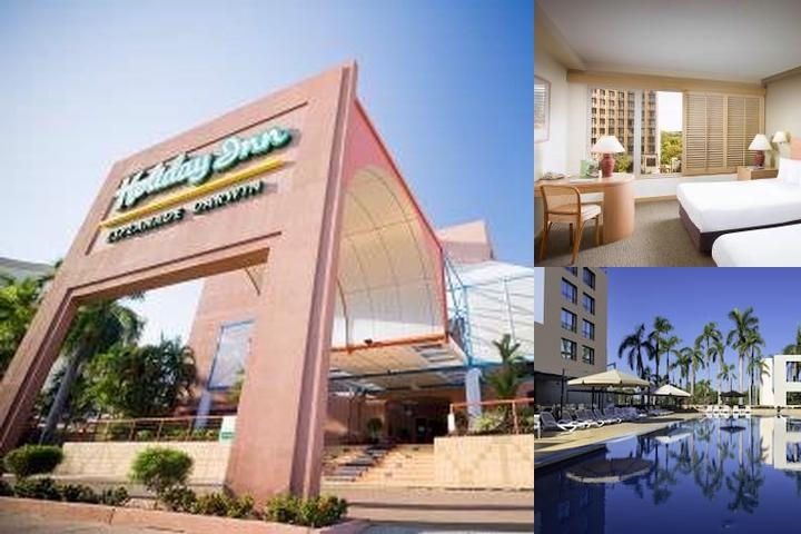 Holiday Inn Esplanade Darwin photo collage