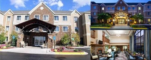Staybridge Suites Minneapolis Arbor Lakes photo collage