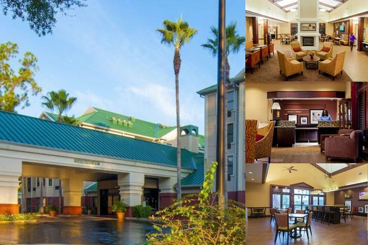 Hampton Inn & Suites Tampa North photo collage