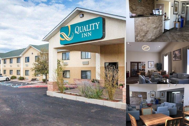 Quality Inn Colorado Springs Airport photo collage