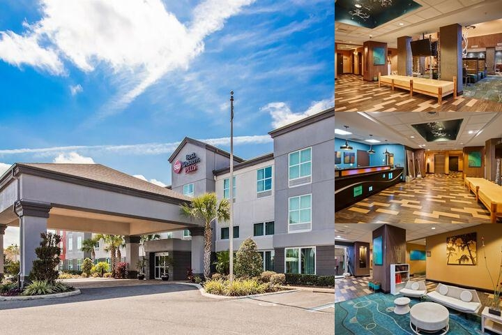 Best Western Chain of Lakes photo collage