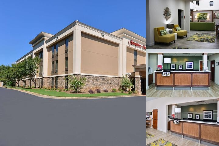Hampton Inn Cartersville photo collage