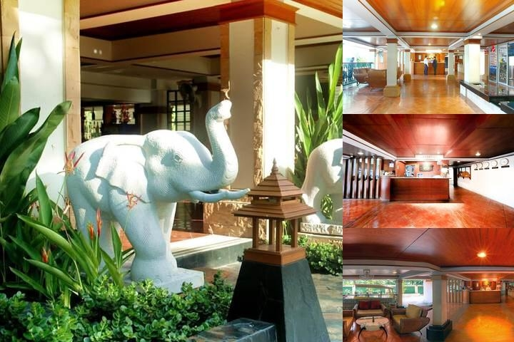 Royal Ivory Bangkok photo collage