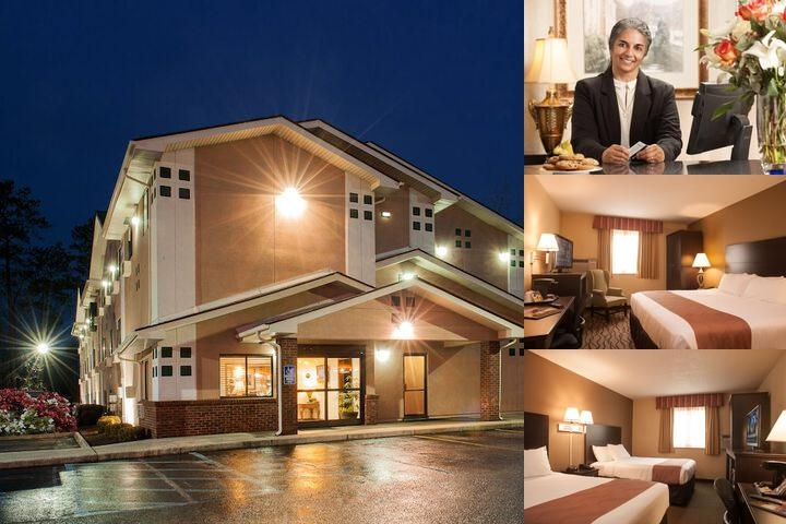 Quality Inn J. Clyde photo collage